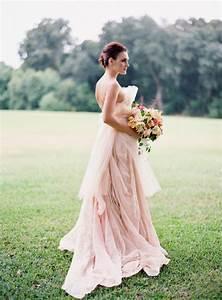 pink wedding dress dressed up girl With wedding dress up