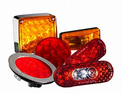 Led Lights Tail Grote Stop Turn Signal