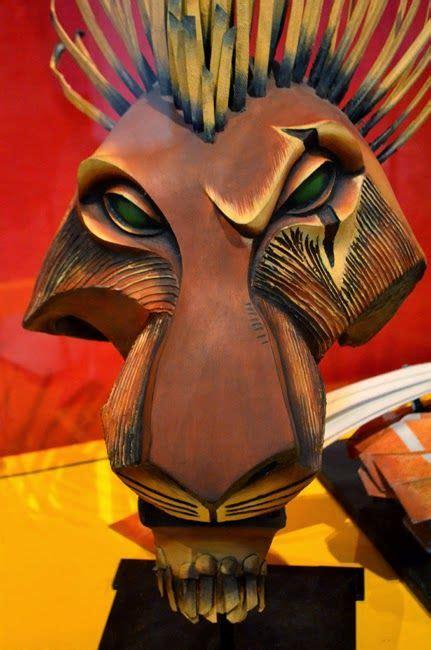 scar broadway lion king mask google search  lion