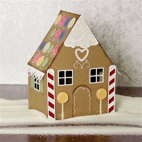 Gingerbread House  Pazzles Craft Room