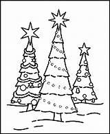 Tree Coloring Printable sketch template