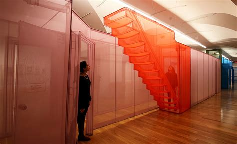 home   ho suh opens  smithsonian american