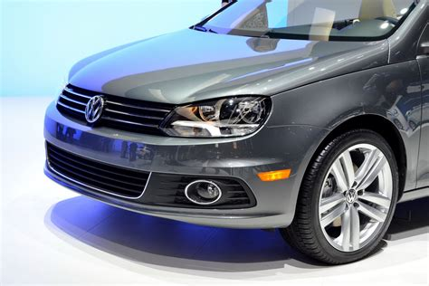 Vw Eos 2011 by 2011 Volkswagen Eos Facelift Unveiled Ahead Of La Show