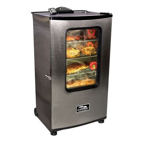 best electric smoker electric smoker by masterbuilt smokehouse
