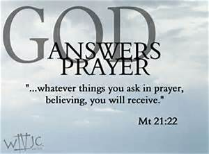 Thoughts from Another Home ©: PRAYER (part 3): When, What ...