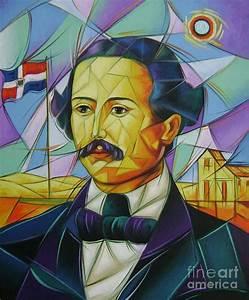 Juam Pablo Duarte Painting by Alex Garcia