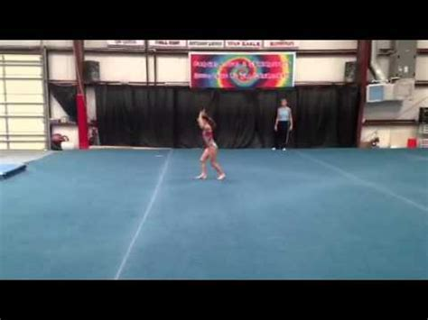 Usag Level 4 Floor Routine by Emily 2013 Usag Level 4 Level 5 Floor Routine