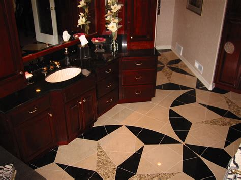 marble and granite floor design home construction