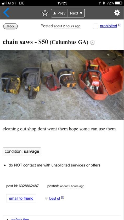 The Official Craigslist & eBay Thread   Page 131   Outdoor ...