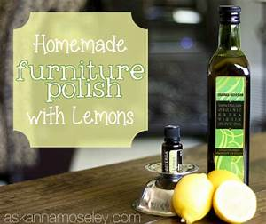 12 commercial cleaning products you can stop buying now for Homemade wooden furniture polish
