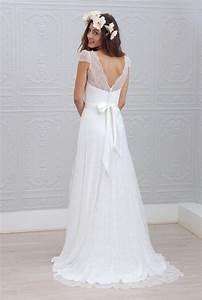 10 best images about marie laporte collection 2015 on for Robe de mariée dentelle dos
