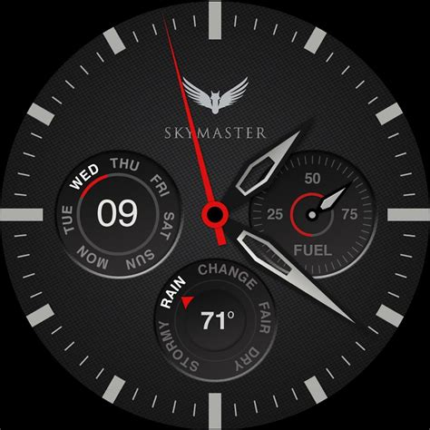 Skymaster Pilot Watch Face App Ranking And Store Data