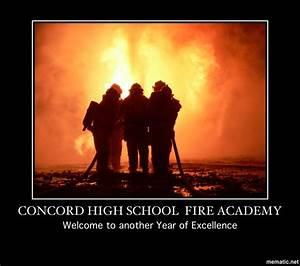 Concord High School Fire Academy