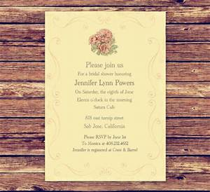cheap bridal shower invitations With affordable wedding shower invitations