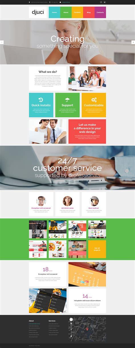 Website Themes Web Design Theme