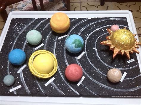 imagenes de maquetas sistema solar escuela 100 maquetas sistema solar ies la ci 241 a
