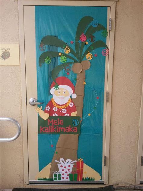 office door office door xmas decorations