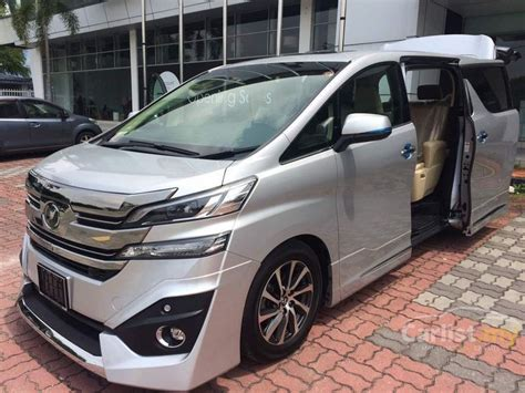 Toyota Vellfire Picture by Toyota Vellfire 2015 Executive Lounge 3 5 In Selangor