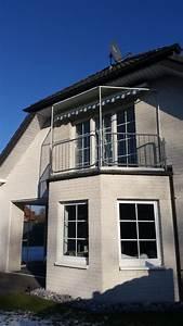 balkon und terrasse mit katzennetz system abgesichert With feuerstelle garten mit katzennetz balkon oben offen