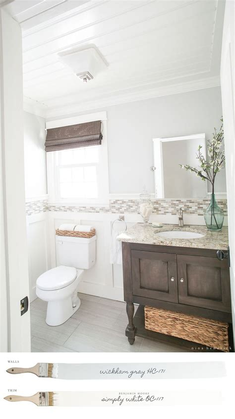 17 best ideas about powder room paint on pinterest