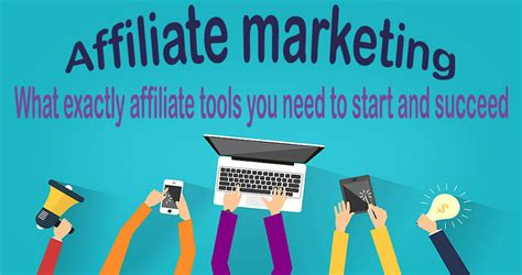Affiliate marketing - What exactly affiliate tools you ...