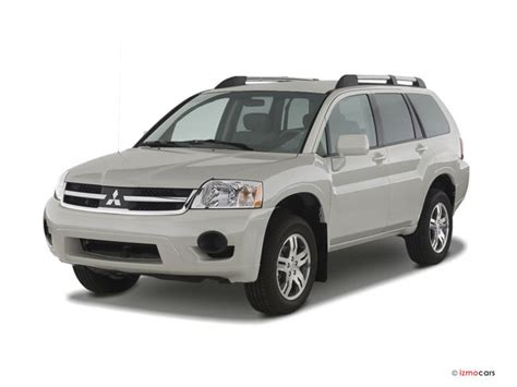 2007 Mitsubishi Endeavor by 2007 Mitsubishi Endeavor Prices Reviews Listings For