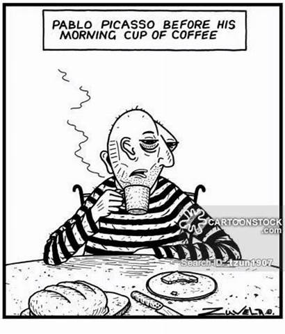 Coffee Memes Picasso Meme Funny Pablo Laughing