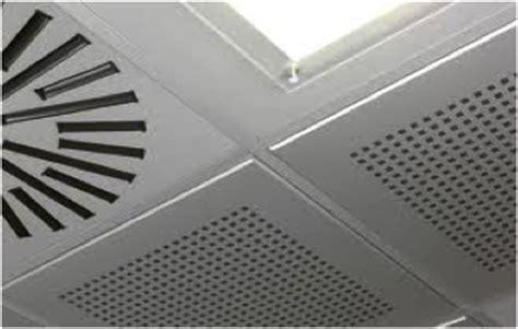 Controsoffitto Alluminio by Controsoffitti In Acciaio E Alluminio Preverniciato