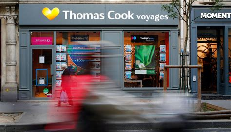 World's oldest travel firm Thomas Cook collapses ...