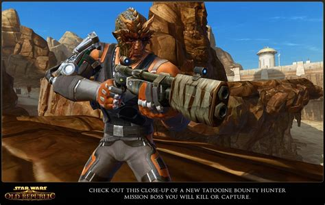 swtor patch  bounty hunter event info dulfy