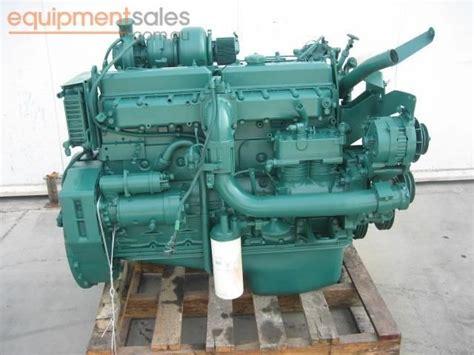 volvo engines dc fm  sale