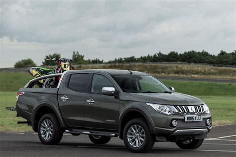 Mitsubishi L200 Pick-up Review