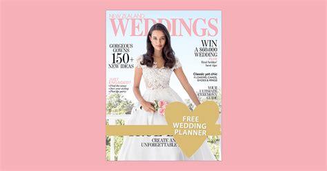 New Zealand Weddings Magazine Subscription