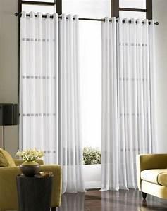 Gardinen Vorschläge Für Balkontüren : 60 elegante designs von gardinen f r gro e fenster ~ Markanthonyermac.com Haus und Dekorationen