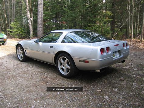 1996 Collectors Edition Corvette by 1996 Corvette Collectors Edition Autos Post