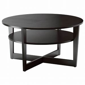 coffee table remarkable black round coffee table round With black round wooden coffee table