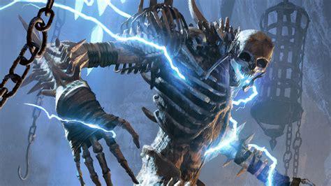Wallpaper Bone Colossus, Elder Scrolls Legends, 4K, Games ...