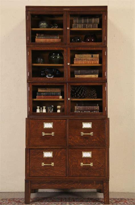 library bureau sold oak library bureau 1910 antique stacking 4 drawer