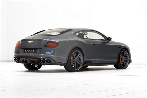 bentley startech startech turns up the visual power with the bentley