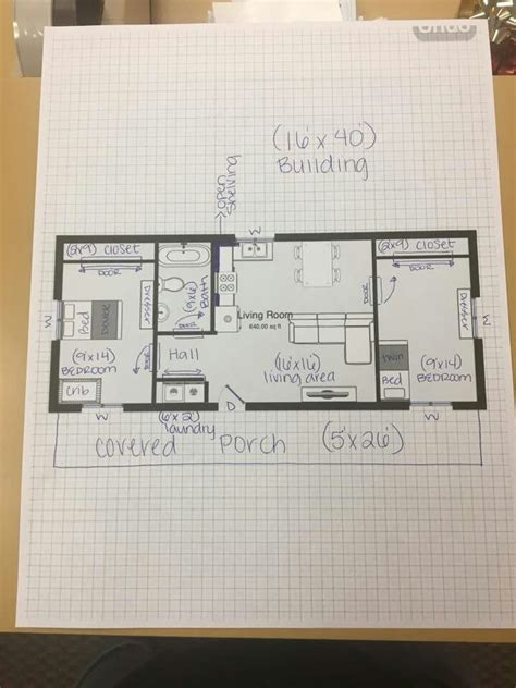 cabin floor plans images  pinterest small homes small houses   houses