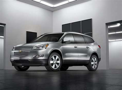 2008 Chevrolet Traverse Technical Specifications And Data