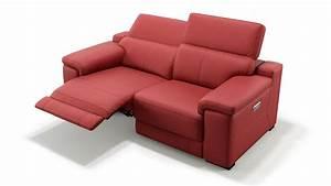 Relaxsofa 2 Sitzer : relaxsofa 2 sitzer sora leder designercouch sofanella ~ Watch28wear.com Haus und Dekorationen