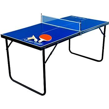 table tennis for kids amazon com park sun sports indoor outdoor mini table
