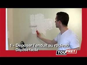 Enduit Garnissant Tout Pret : magicrenov enduit de r novation au rouleau toupret youtube ~ Premium-room.com Idées de Décoration