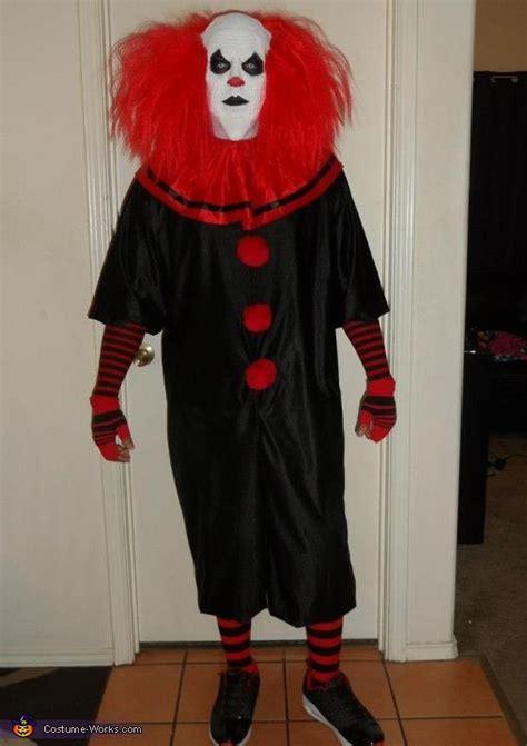 Diy Creepy Clown Makeup  Mugeek Vidalondon