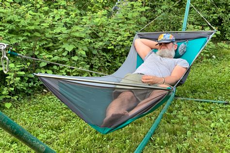 Lay Flat Hammock by Eno Skyloft Hammock Review No More Taco With Lay Flat