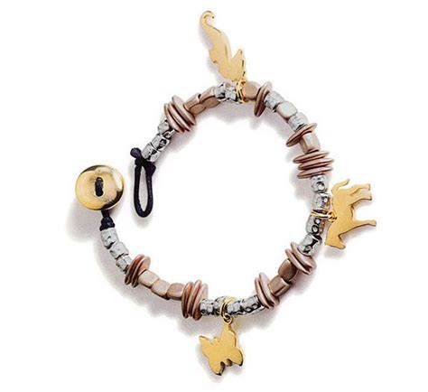 pomellato ciondoli pin di verona su charms gioielli braccialetti e