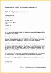 Cover Letter For Job Example Standard Job Application Format