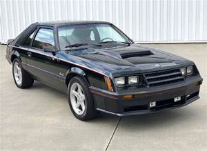"""1982 Mustang GT 302 V8 4-speed for sale - Ford Mustang 82 GT 4speed 302 """"The Boss Is Back"""" 1982 ..."""