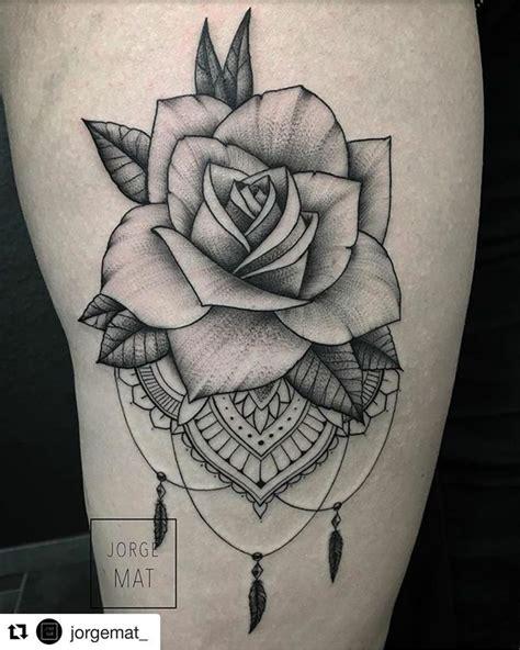 die besten  rosen tattoo ideen nur auf pinterest